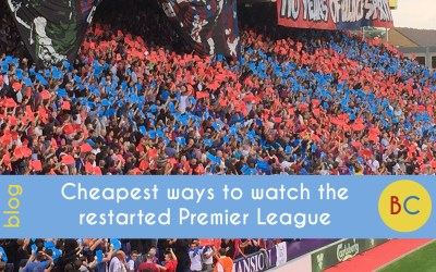 Cheapest ways to watch the restarted Premier League and Championship on TV