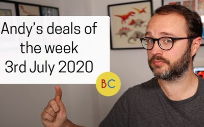 Andy's deals of the week 3rd July 2020