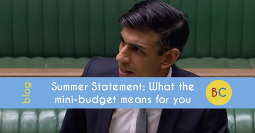 Summer Statement - Stamp Duty & VAT cuts, job funding and more