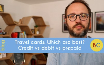 Travel spending cards: Which are best? credit vs debit vs prepaid