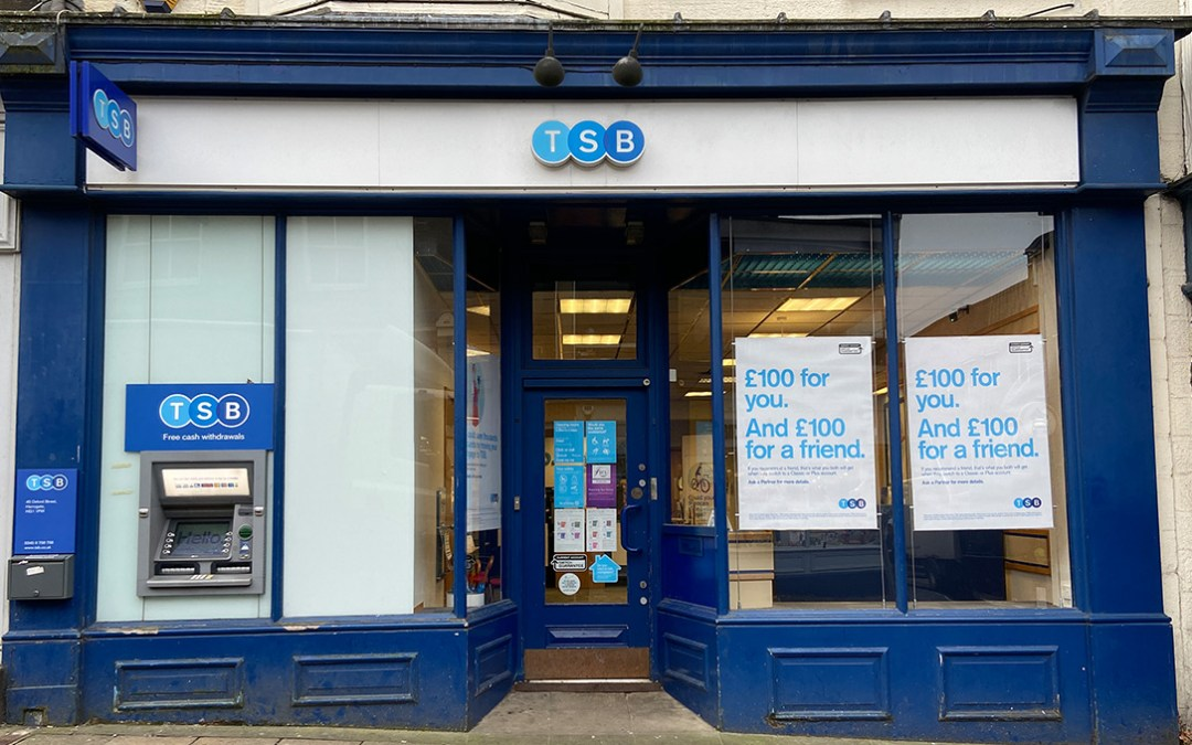 TSB axes Classic Plus account and cuts 1.5% interest to 0%