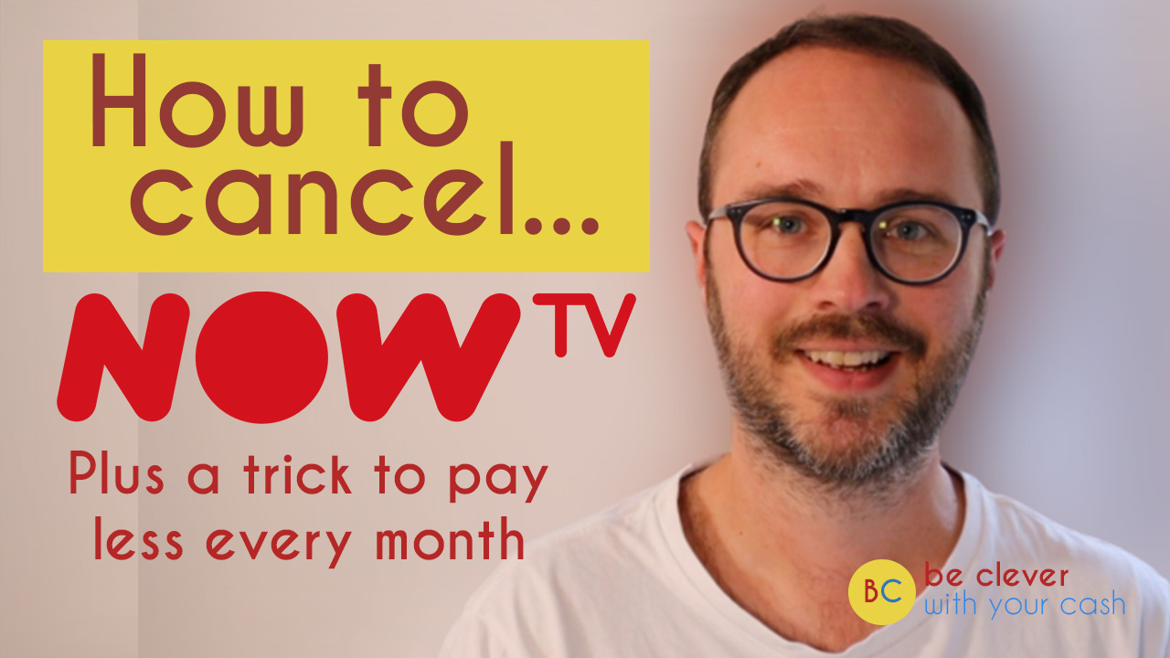 Why you need to cancel NOW TV (and how to do it)