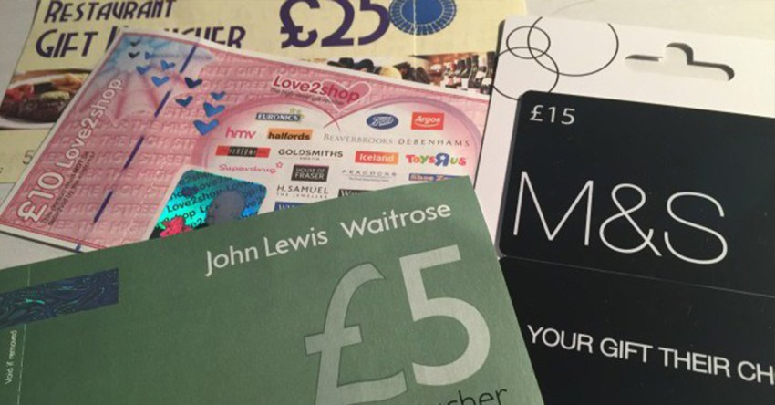 Gift cards: Should you ever use or buy them?