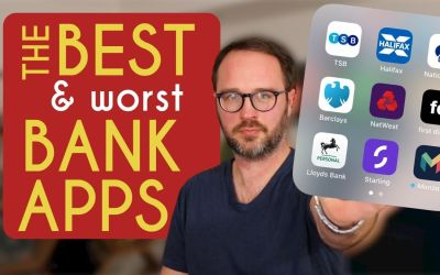 The best bank mobile apps