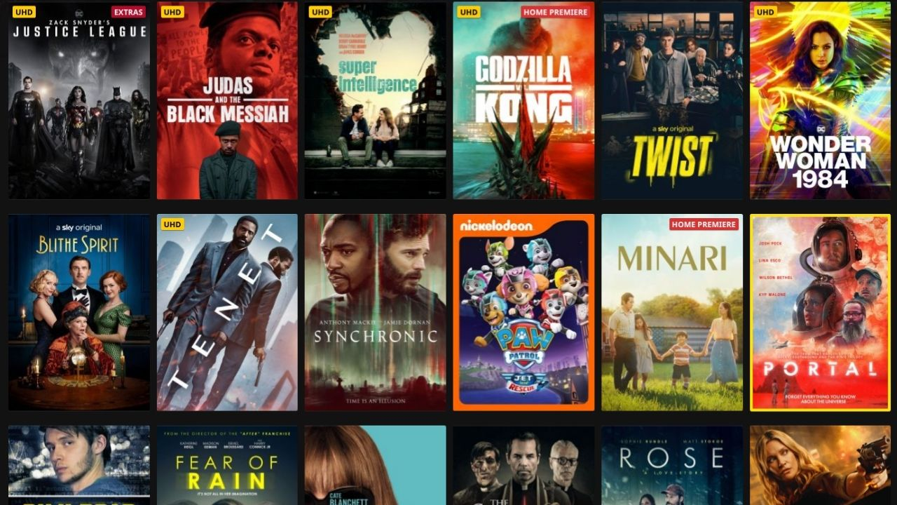 movies to rent