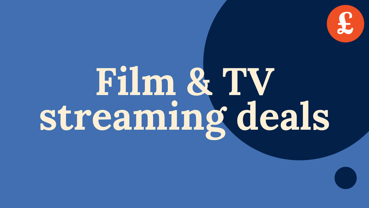 film & Tv streaming deals