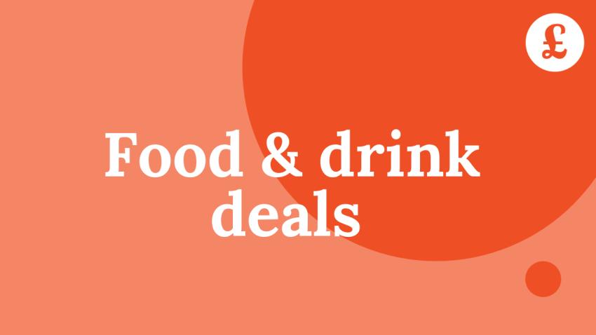 Food & drink deals (September 2021)