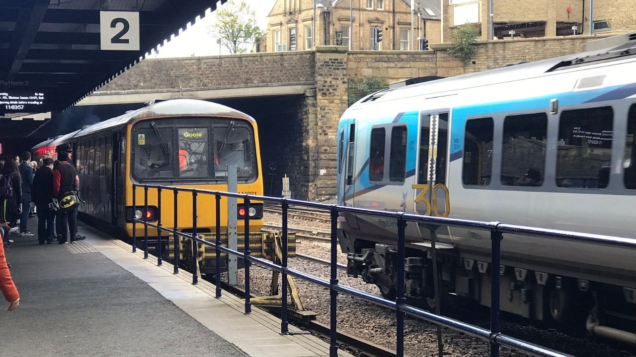 Flexible rail season tickets