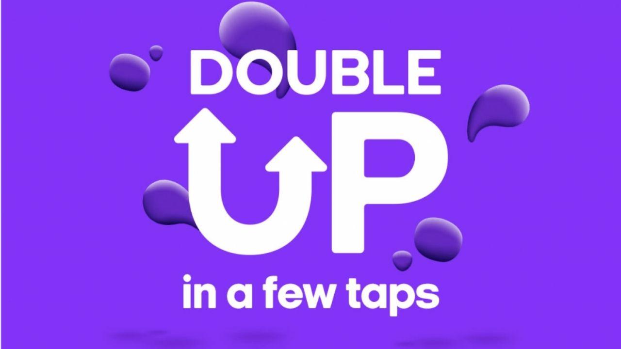 Nectar Double Up promotion at Sainsburys
