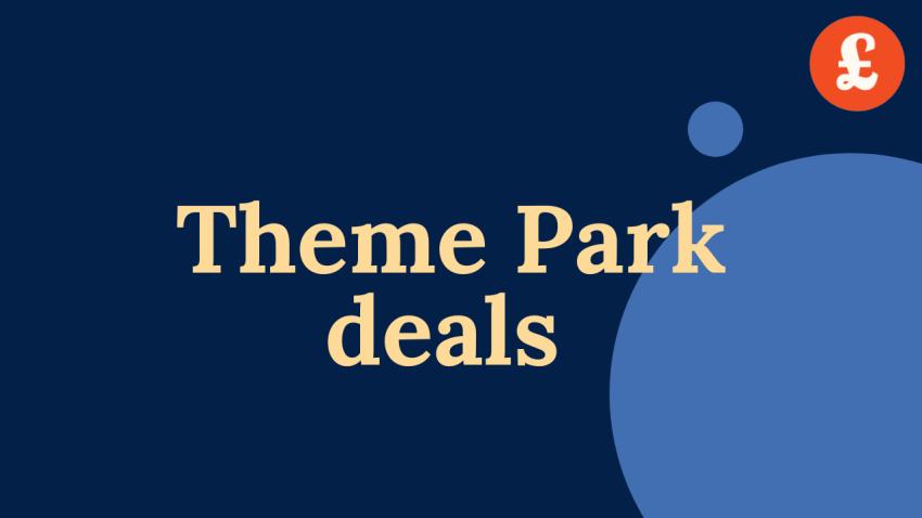 The best cheap theme park deals