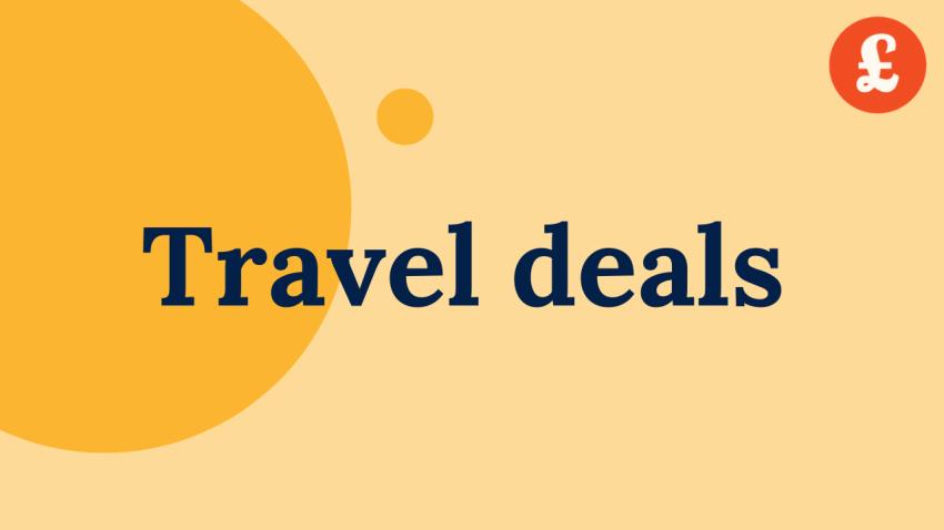 Travel deals (October 2021)