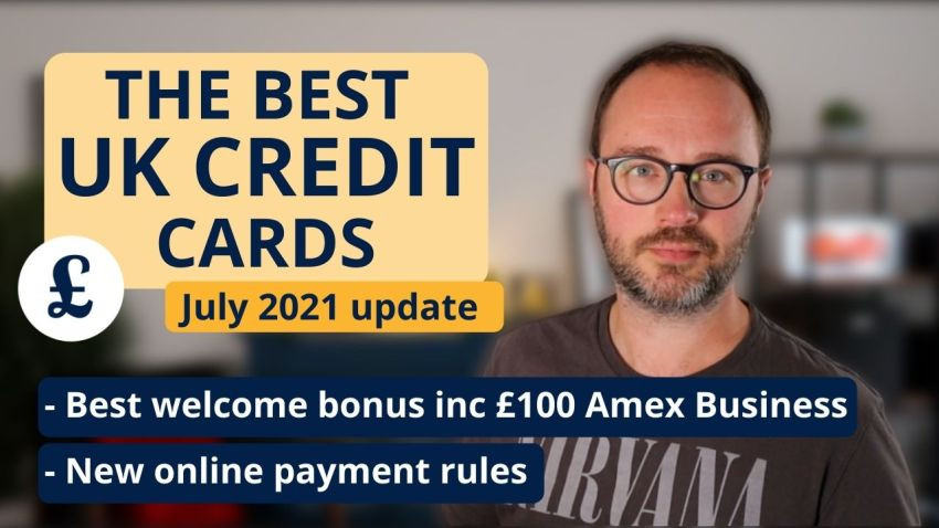 July 2021's credit card news & round-up