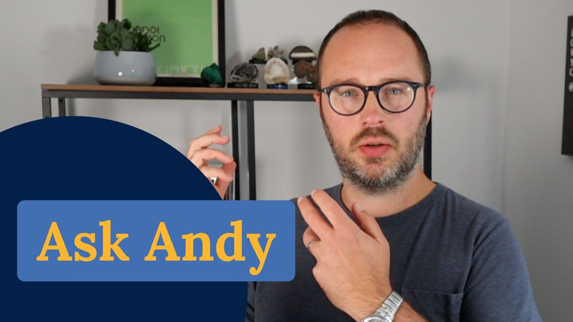 Ask Andy #24: Your money questions answered