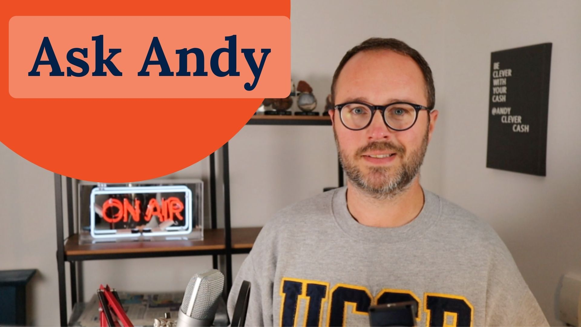 Ask Andy #29: Your money questions answered