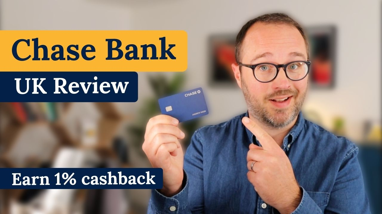 Chase Bank UK review
