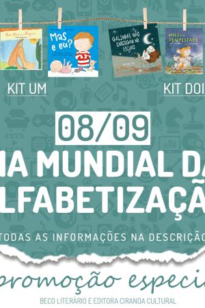 Dia Mundial da Alfabetização