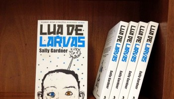Resenha: Lua de larvas, Sally Gardner