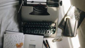 Ensaio: Quem quer ser um escritor?