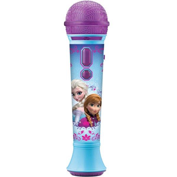 Disney Frozen Elsa & Anna Mp3 Microphone - Coupon