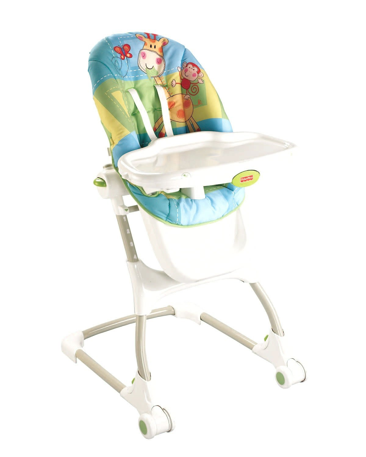 walmart travel high chair leather barrel chairs swivel fisher price discover 39n grow ez clean only 59