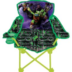 Ninja Turtles Chair Vintage Lawn Teenage Mutant Turtle Fold N 39 Go Only 12 98