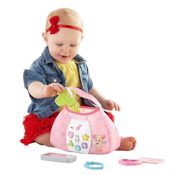 Laugh & Learn Sis' Smart Stages Purse