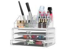 Clear Acrylic Makeup Organizer Only $16.87! - Become a ...