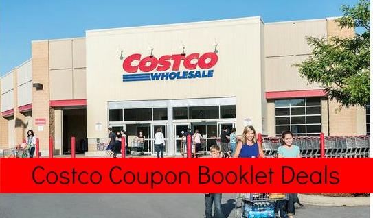 costco coupon booklet deals