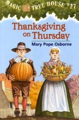 Kids Books About Thanksgiving