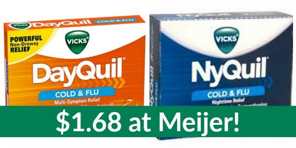 meijer dayquil and nyquil