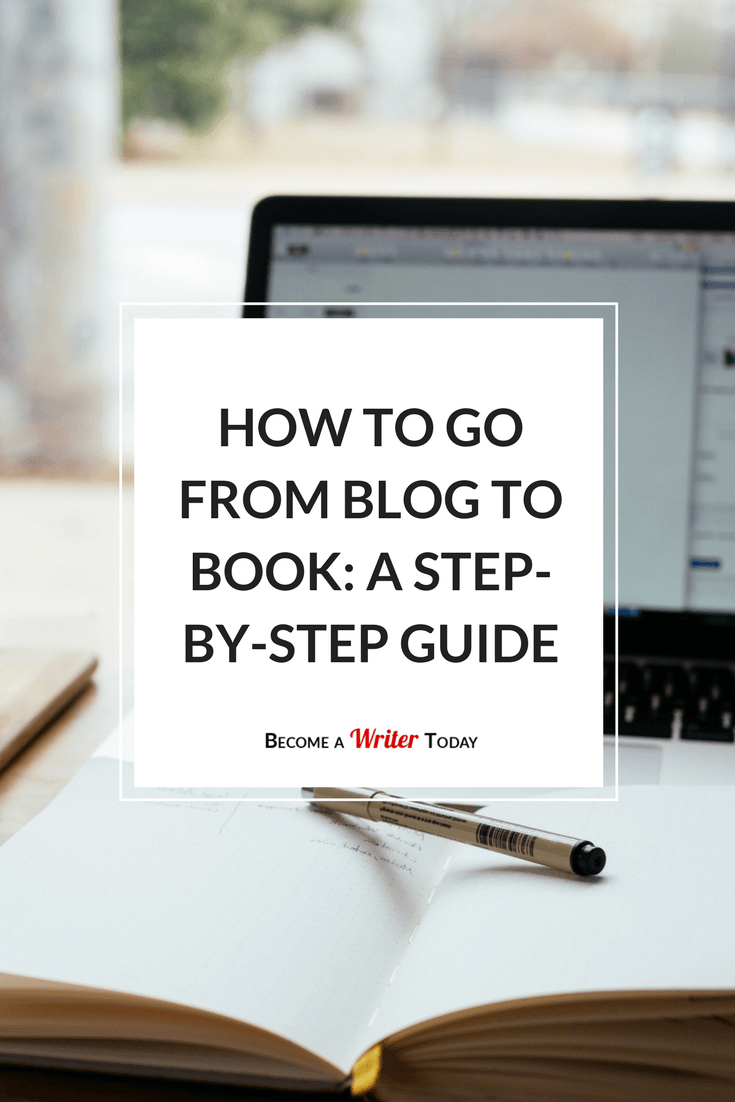 How to Go From Blog to Book_ A Step-by-Step Guide