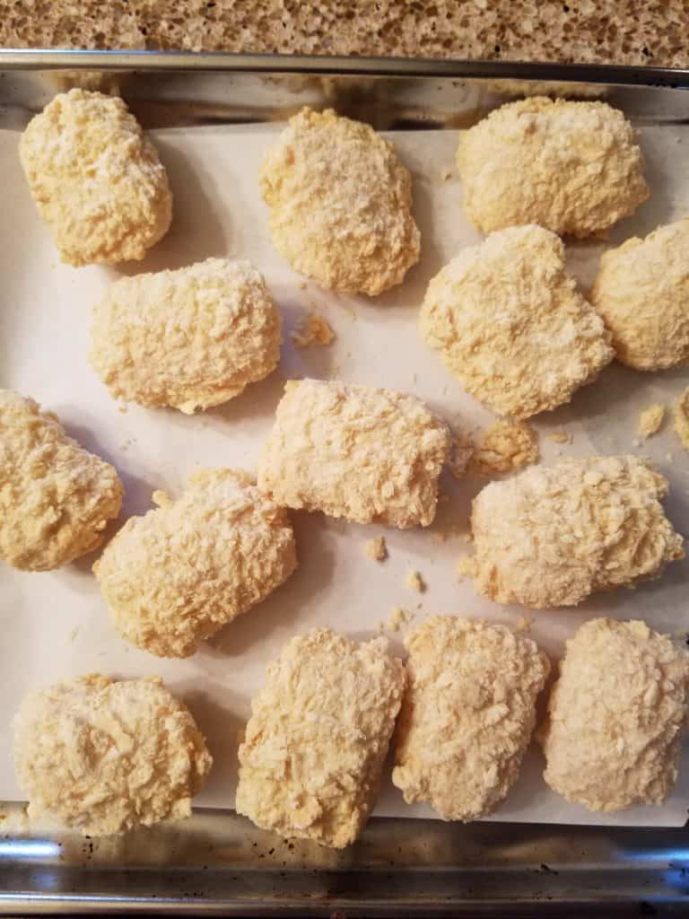 Trader Joe's 14 Shrimp Nuggets