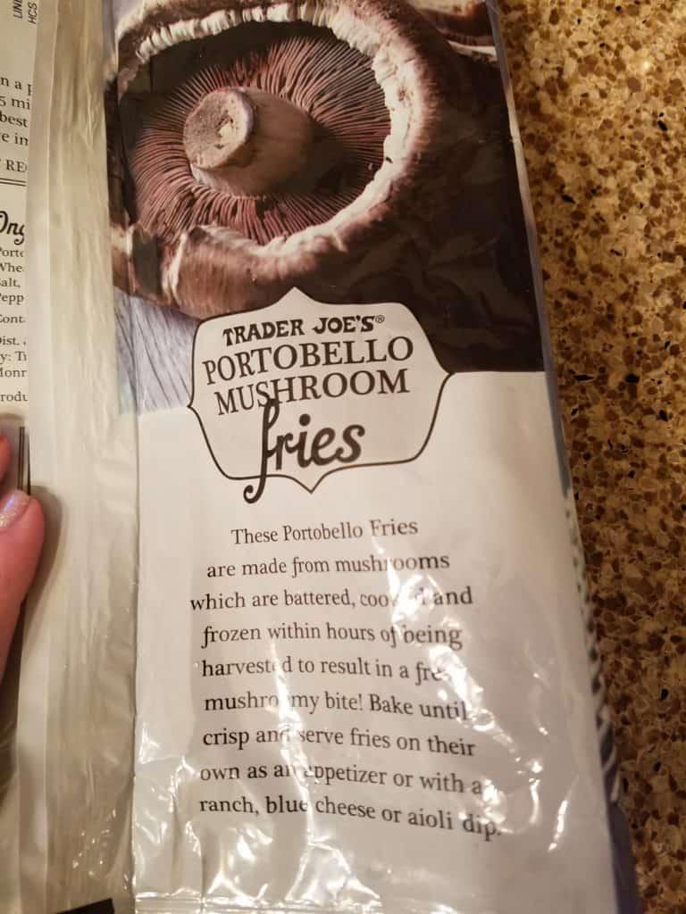 Trader Joe's Portobello Fries
