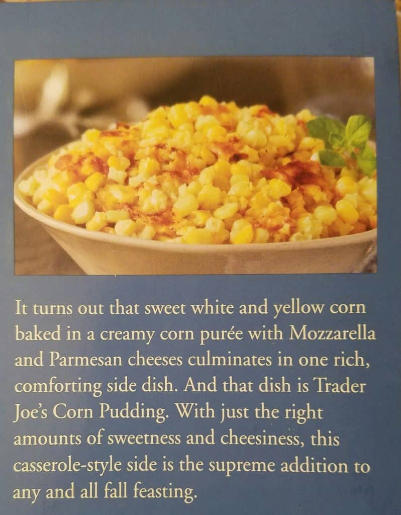 Trader Joe's Corn Pudding