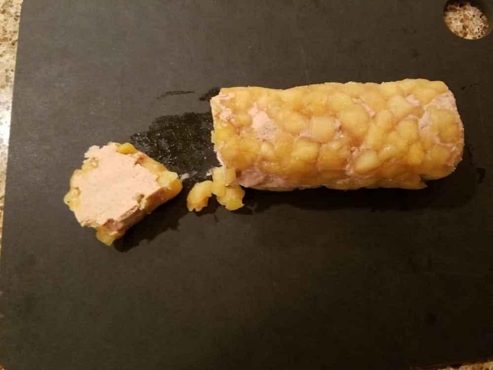 Trader Joe's Apple Cinnamon Goat Cheese