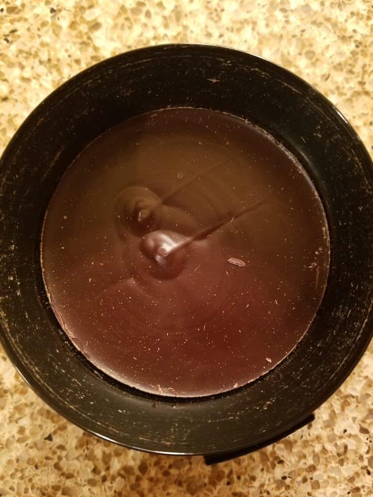 Trader Joe's Chocolate Fondue