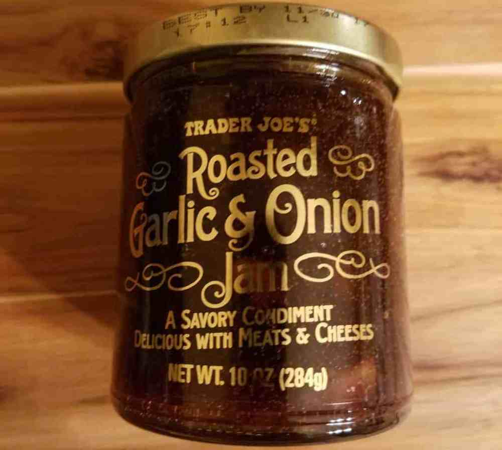 Trader Joe's Roasted Garlic and Onion Jam