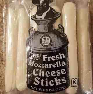 Trader Joe's Fresh Mozzarella Sticks