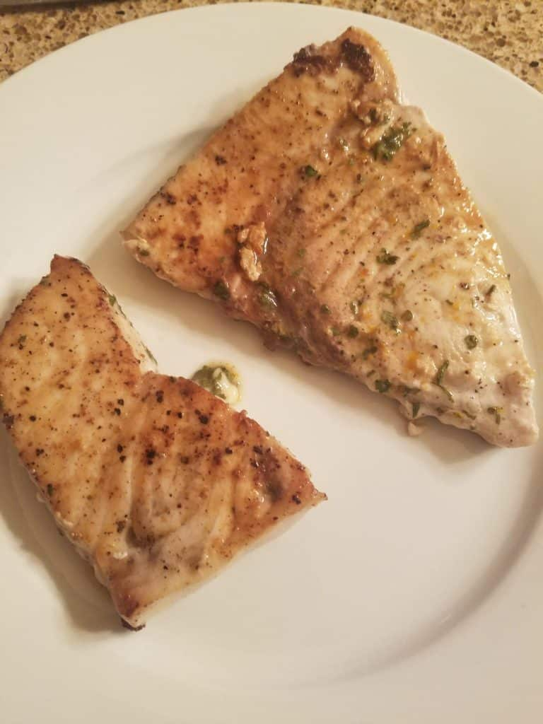 Trader Joe's Swordfish