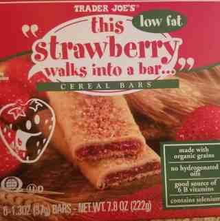 Trader Joe's This Strawberry Walks Into a Bar
