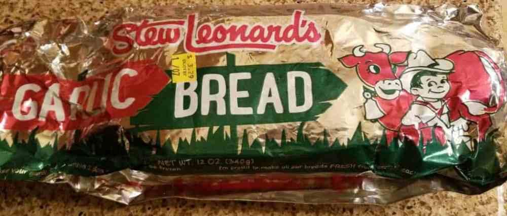 Stew Leonards Garlic Bread