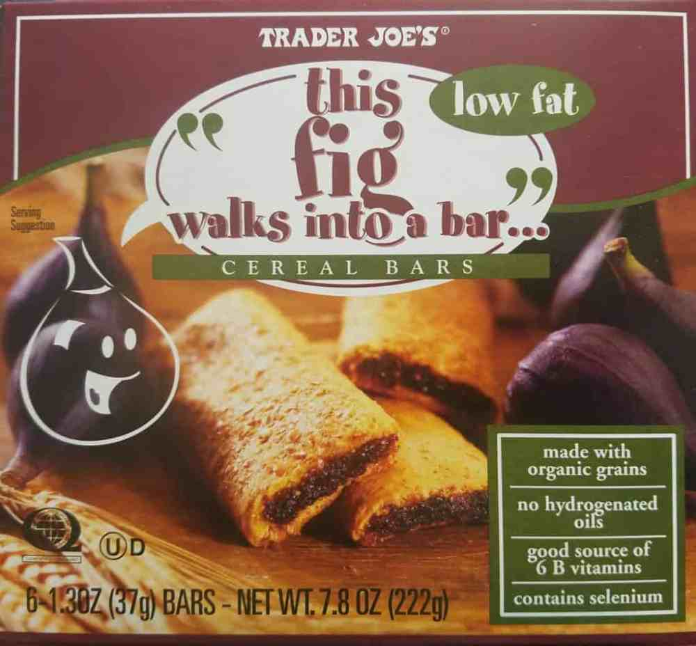 Trader Joe's This Fig Walks Into a Bar