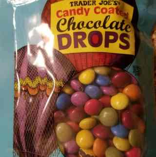 Trader Joe's Candy Coated Chocolate Drops