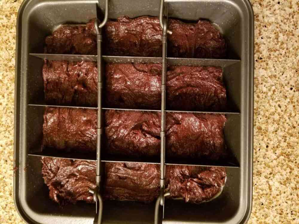 Trader Joe's Brownie Truffle Baking Mix