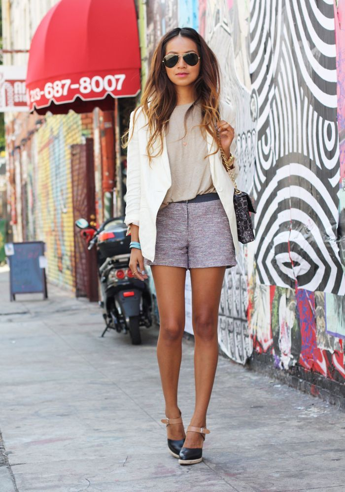 Image result for shorts work women