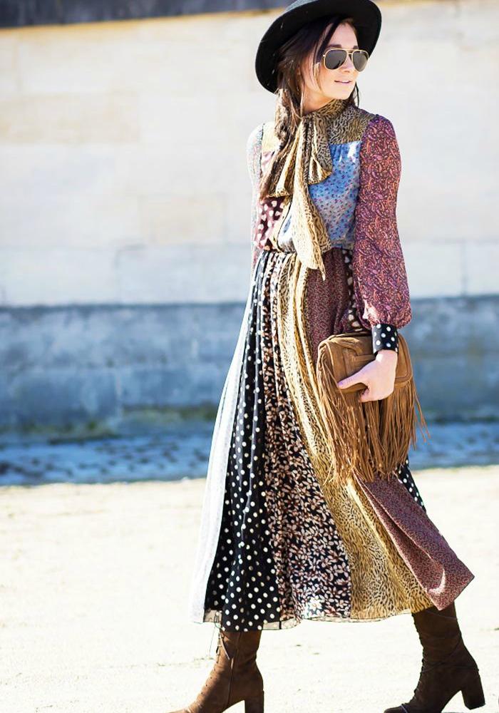 Dress Shift Embellished