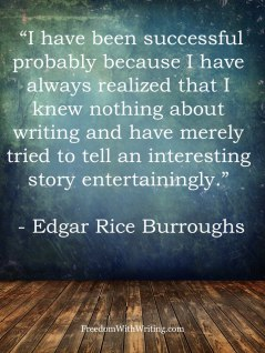 Edgar Rice Burroughs 2