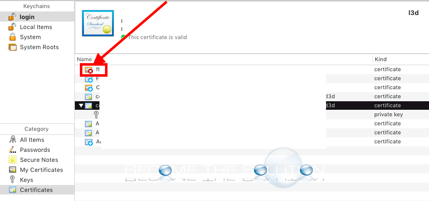 Fix: Failed to Verify the Server Certificate Mac Mail