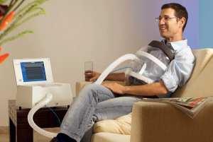 External ventilator