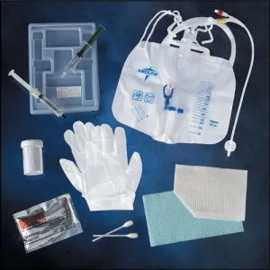 Indewelling Urinary Catheter Supplies